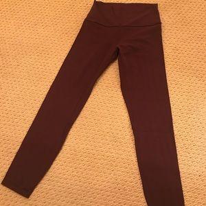 Lululemon align 25 in align leggings